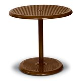 Camino Series Metal Bistro Table