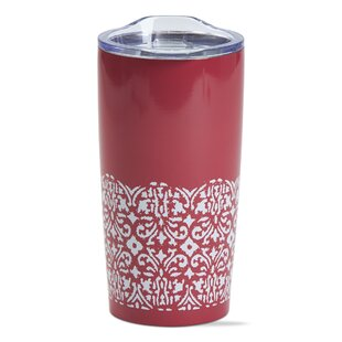Ikat Double Wall Stainless Steel 18 oz. Insulated Tumbler