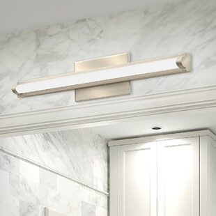 Reviews Arrow 1-Light LED Bath Bar By Lithonia Lighting