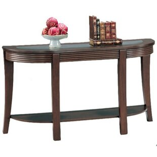 Shayla Table Top And Open Bottom Console Table