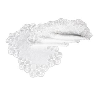 Christofer Lace Embroidered Cutwork Placemat (Set of 4)