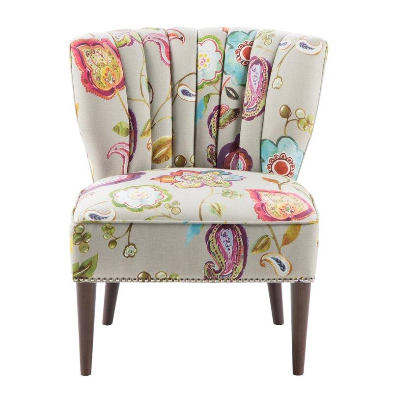 August Grove Harriett Slipper Chair Amp Reviews Wayfair