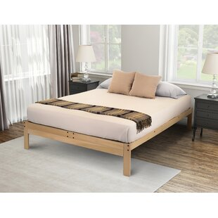 Corlyn Platform Bed with Trundle