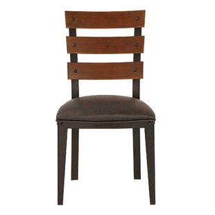 Leiker Solid Wood Dining Chair (Set of 2) by 17 Stories