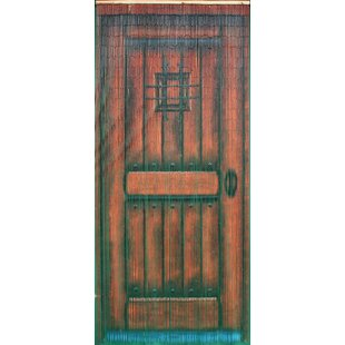 Door Motif Room Divider by Bamboo54
