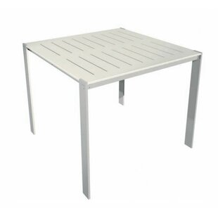 Order Luma Aluminum Bar Table Good purchase