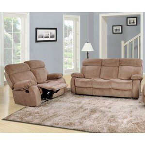 Percy 2 Piece Living Room Set by Beverly Fine Furniture