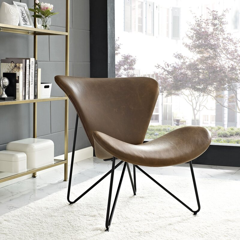 Superbe Glide Lounge Chair