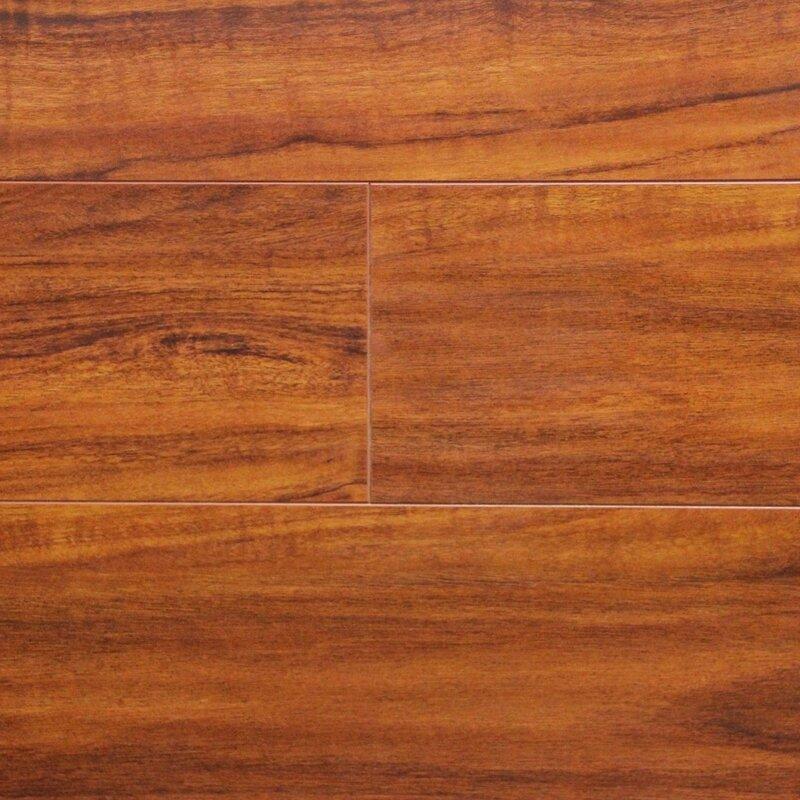 Serradon 7 X 48 X 123mm Laminate Flooring In Brazilian Cherry