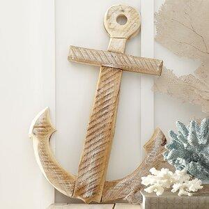 Seaside Anchor Decor