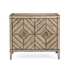 Brynn Hospitality 2 Door Cabinet by World Menagerie