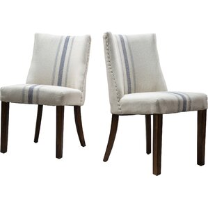 Dolcetto Parsons Chair (Set of 2) by Home Loft Concepts
