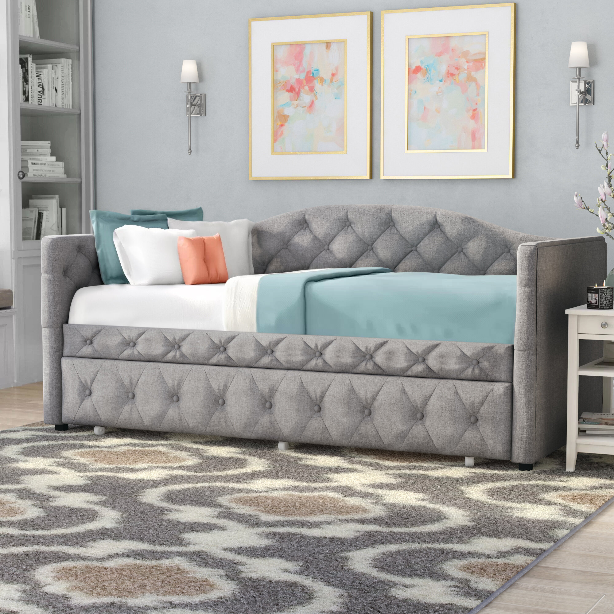 Grovelane Julianna Daybed With Trundle Reviews