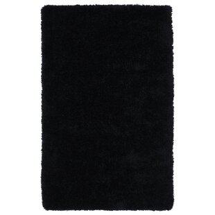 Selman Black Area Rug ByWilla Arlo Interiors