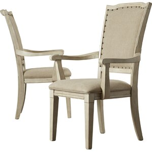 Philomena Arm Chair (Set of 2) by One Allium Way