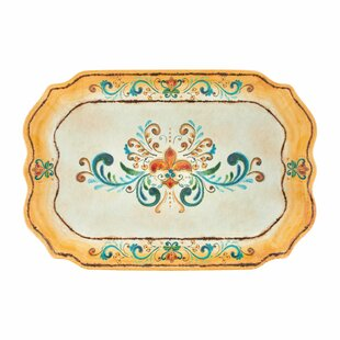 Scarborough Rectangular Melamine Tray