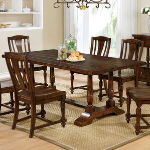 Nunnally Dining Table by Three Posts