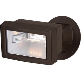 Reviews 1 Light Floodlight By Nuvo Lighting