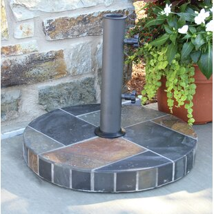 Norton Heavy Duty Stone Free Standing Umbrella Base