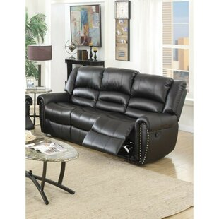 Ladner Relaxed Drama Reclining Sofa