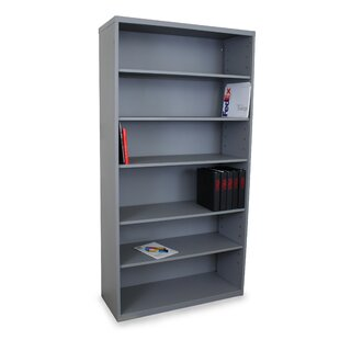 Mailroom Heavy Duty Standard Bookcase