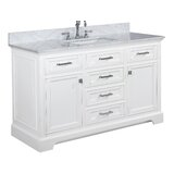 Obando 54 Single Bathroom Vanity by Breakwater Bay