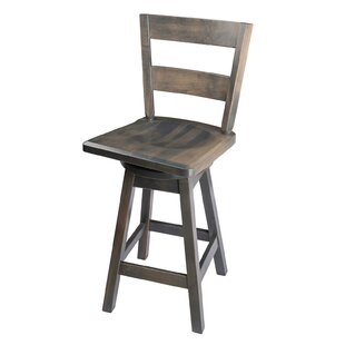 Caire 36 Swivel Bar Stool Loon Peak