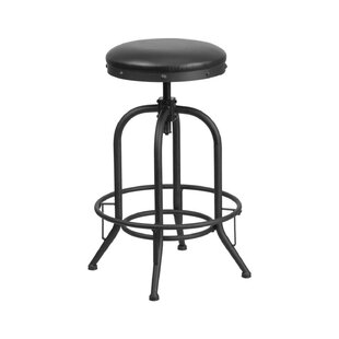 Erik 31.5'' Swivel Bar Stool Williston Forge