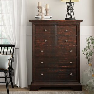 Ashcraft 7 Drawer Chest by Darby Home Co