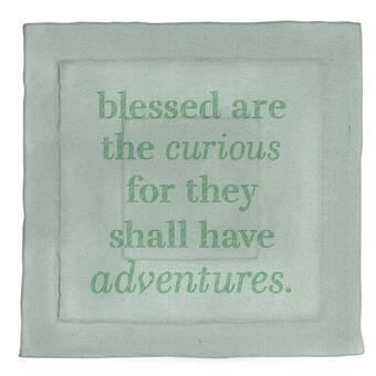 East Urban Home Curiosity Inspirational Quote Single Reversible Comforter Wayfair