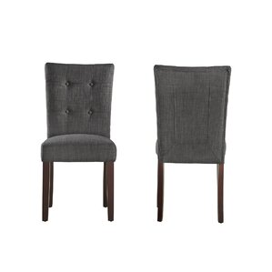 Dyer Side Chair (Set of 2) by Three Posts