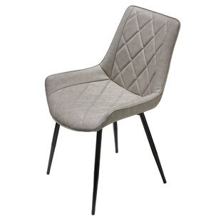Salisbury Upholstered Dining Chair (Set Of 2) by Orren Ellis #2