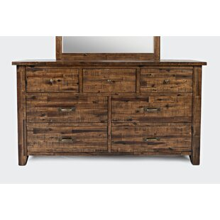 Great Price Aberdeen Transitional 7 Drawer Dresser by Gracie Oaks