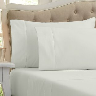 Quinn Solid Cotton Blend Sheet Set By Home Fashion Designs