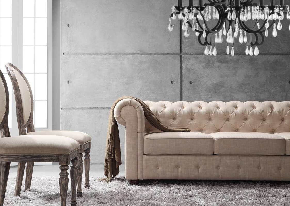 Garcia Chesterfield Sofa
