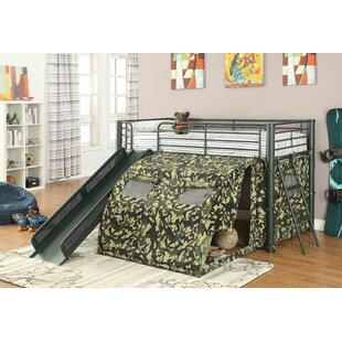 Cuomo Twin Loft Bed by