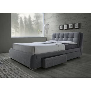 Craver Upholstered Storage Platform Bed