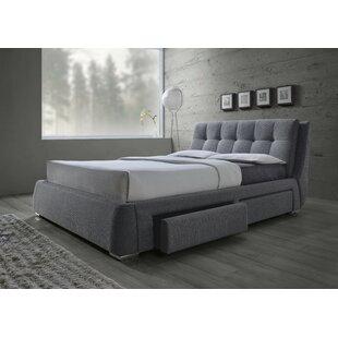Craver Upholstered Storage Platform Bed