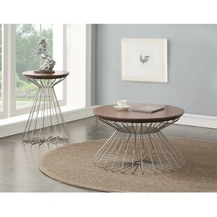 Great Price Gulick 2 Piece Coffee Table Set By Ivy Bronx