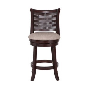 Savings Darold 24 Swivel Bar Stool By Canora Grey Kitchen