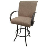 Goodsell Swivel Bar & Counter Stool with Cushion by Darby Home Co