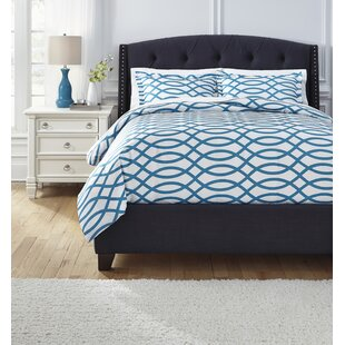 Soledad Duvet Cover Set by Breakwater Bay Cheap