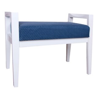Wood Upholstered Bench by Porthos Home