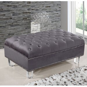 Hettie Ottoman by Willa Ar..