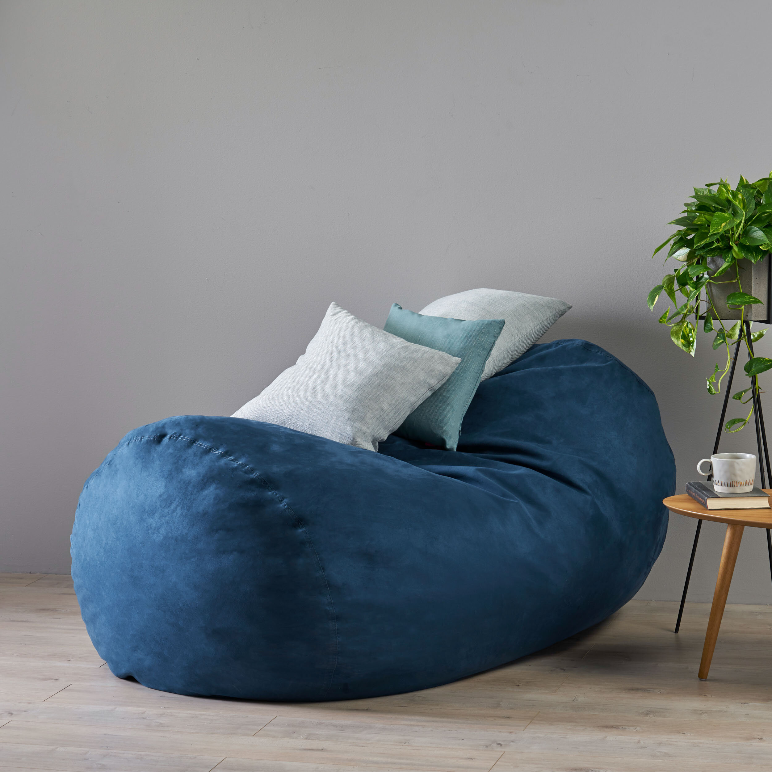 Magnificent Extra Large Bean Bag Cover Ncnpc Chair Design For Home Ncnpcorg