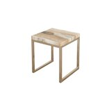 Elements Sled End Table by Phillips Collection