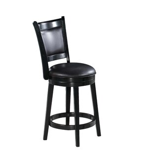 Florencio 24 Swivel Bar Stool DarHome Co