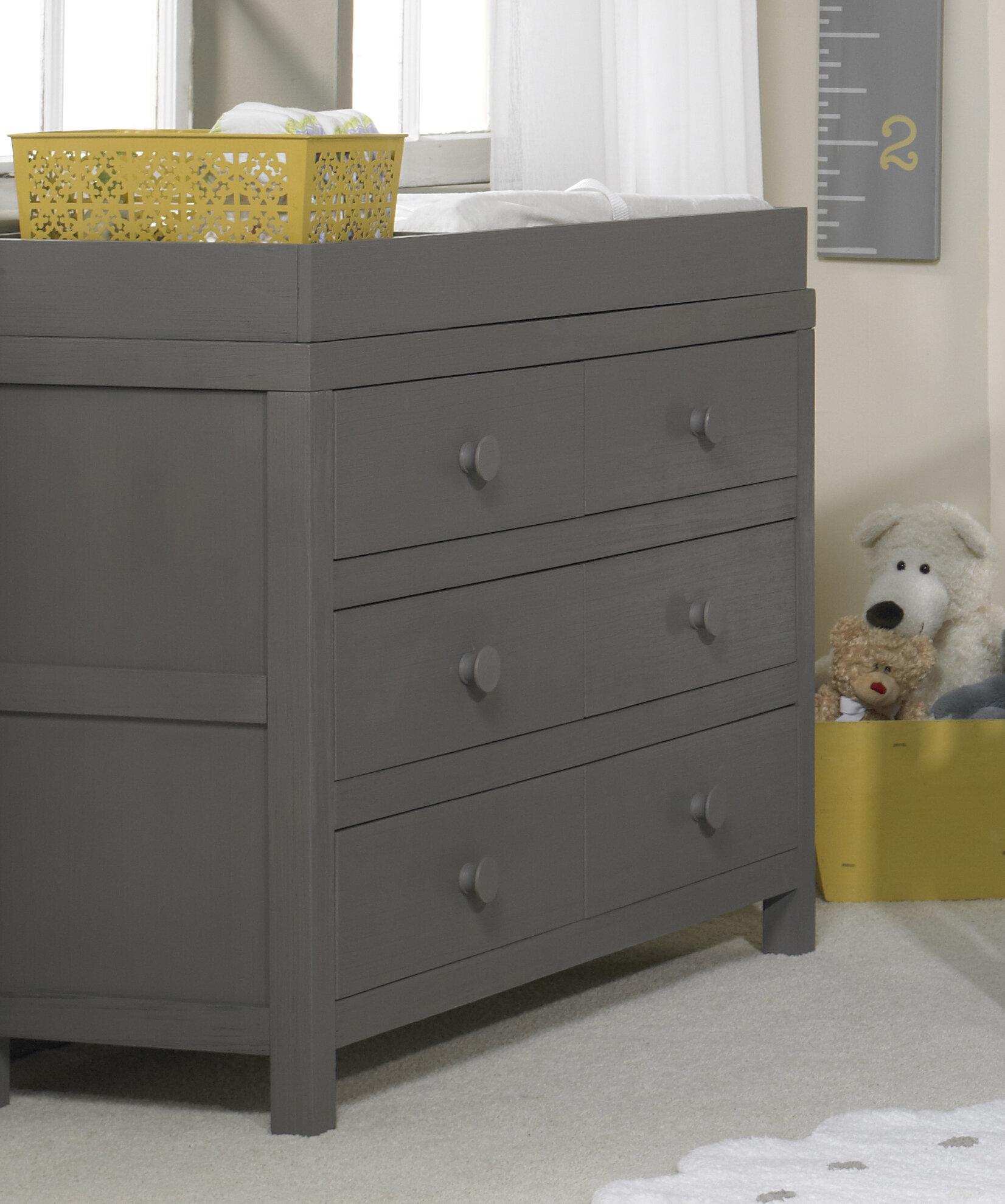 Paint Your Life Letto A Castello.Ti Amo Castello Rta 6 Drawer Double Dresser Reviews Wayfair