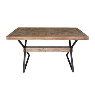 Pantoja Dining Table Union Rustic
