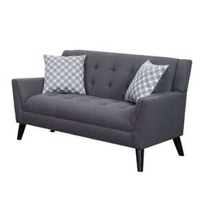Shop Santiago Loveseat by Wrought Studio